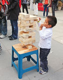 Tribeca-Familien-Festival Stockfotos