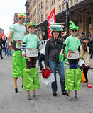 Tribeca Family Festival Royalty Free Stock Photos