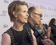 2015 Tribeca Film Festival Royalty Free Stock Photo