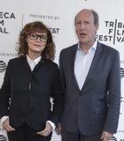 Tribeca-Film-Festival - ` Bombe: Das Hedy Lamarr Story-` Premi stockfotos