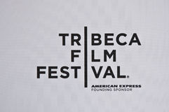 Tribeca Film Festival Logo Royalty Free Stock Images
