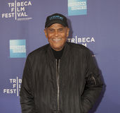 Tribeca Film Festival 2013. NEW YORK, NY - APRIL 24: Singer, songwriter, actor Harry Belafonte attends Tribeca Talks: After The Movie: Battle Of amfAR during the Stock Photos