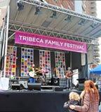 Tribeca rodziny festiwal Obrazy Stock