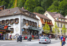 Triberg in Black Forest, Germany Stock Photos