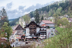 Triberg Germany royalty free stock images