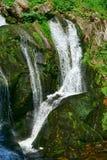 Triberg vattenfall i den svarta skogen, Germany-10 Royaltyfria Bilder