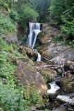 Triberg waterfall Stock Photo