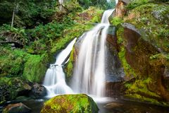 Triberg waterfalls Stock Photos