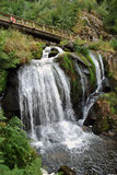 Triberg waterfalls Royalty Free Stock Image