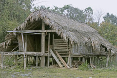 Tribes House Stock Images