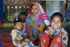 Tribes of India, Gujarat Stock Photo