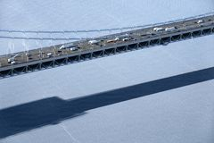 Triborough Bridge, NY Stock Photos