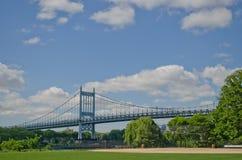 Triboroughbron NYC Royaltyfri Fotografi