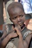 Tribu de Himba Fotografía de archivo libre de regalías