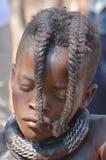 Tribu de Himba Fotografía de archivo