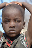 Tribu de Himba Fotos de archivo