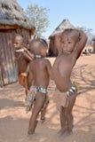 Tribu de Himba Imágenes de archivo libres de regalías