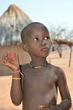 Tribu de Himba Imagen de archivo