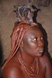 Tribu de Himba Foto de archivo libre de regalías