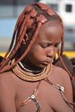 Tribu de Himba Imagenes de archivo