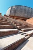 Tribuna de un auditorio en Roma Foto de archivo