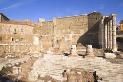 Tribuna di Augustus fotografia stock