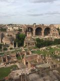 Tribuna di Roma Fotografie Stock