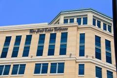 Tribuna di Salt Lake Immagini Stock Libere da Diritti