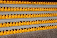 tribuna emty di righe Immagine Stock Libera da Diritti
