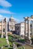 Tribuna romana Immagine Stock Libera da Diritti