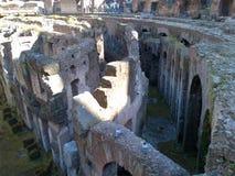 Tribuna romana del Th Fotografia Stock
