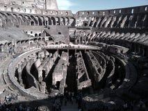 Tribuna romana del Th Immagine Stock Libera da Diritti