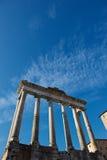 Tribuna romana a Roma immagine stock libera da diritti