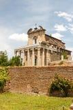 Tribuna romana - Roma Fotografia Stock
