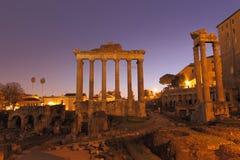 Tribuna Romanum Fotografia Stock