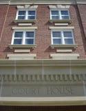 Tribunal Imagens de Stock Royalty Free