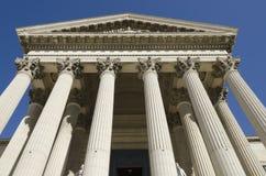 Tribunal antique Photos libres de droits