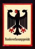 Tribunal Constitucional federal de Alemania Imagen de archivo libre de regalías