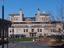 Tribunal criminoso internacional para a antiga Jugoslávia foto de stock royalty free