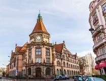 Tribunal d'arrondissement de Mulhouse - France Photographie stock