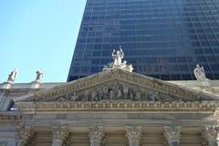 Tribunal de apelación de la división del Estado de Nueva York fotografía de archivo