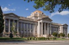 Tribunal de Colorado County do povoado indígeno imagem de stock