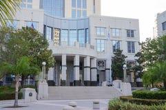 Tribunal de Comté d'Orange, Orlando, la Floride Image stock