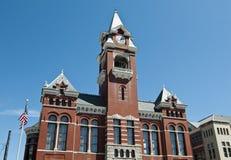 Tribunal de condado novo de Hanover fotografia de stock