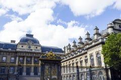 Tribunal de Grande Instance, Boulevard du Palais, Paris, France. Tribunal de Grande Instance, Boulevard du Palais, Paris Stock Photography