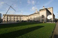 Tribunal de Haia para Jugoslávia Fotografia de Stock