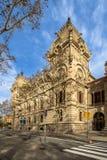 Tribunal de Justicia, Barcelona. Tribunal de justicia in Barcelona, Spain Stock Photos
