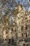 Tribunal de Justicia, Barcelona. Tribunal de justicia in Barcelona, Spain Stock Photography