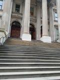 Tribunal del tweed, New York City foto de archivo