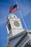 Tribunal do Condado de Lafayette Foto de Stock Royalty Free